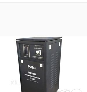 Strong, Reliable 30kva Central Stabilizer Single Phase   Electrical Equipment for sale in Lagos State, Magodo