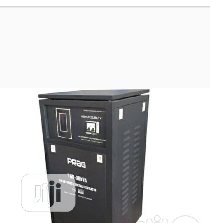 Strong, Reliable 30kva Central Stabilizer Single Phase