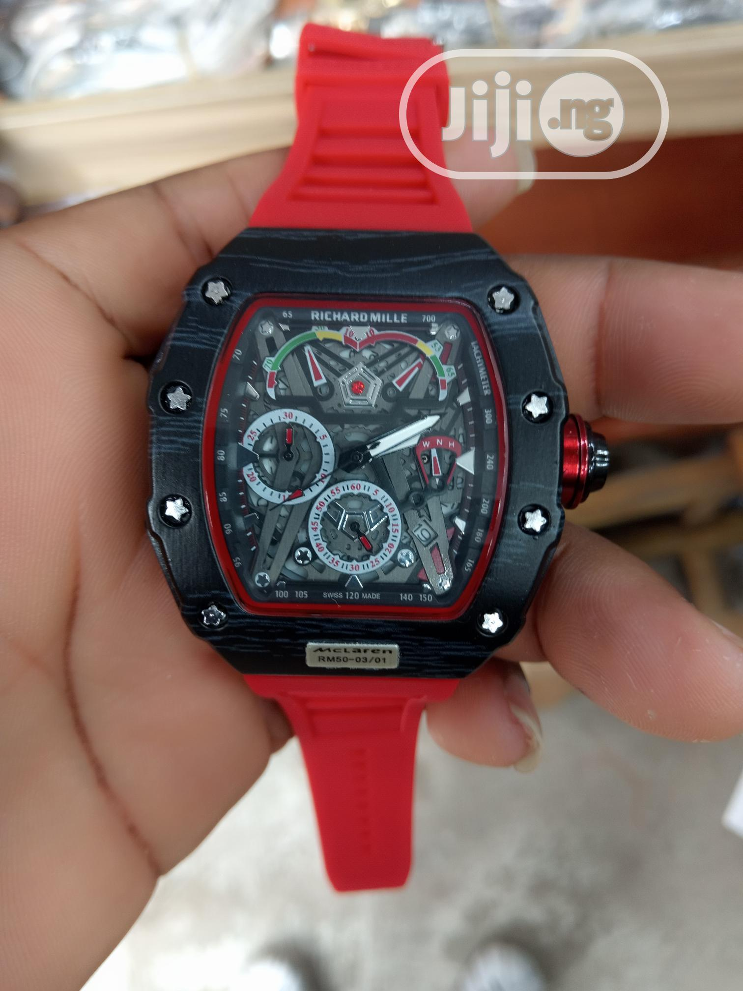 Richard Mille | Watches for sale in Surulere, Lagos State, Nigeria