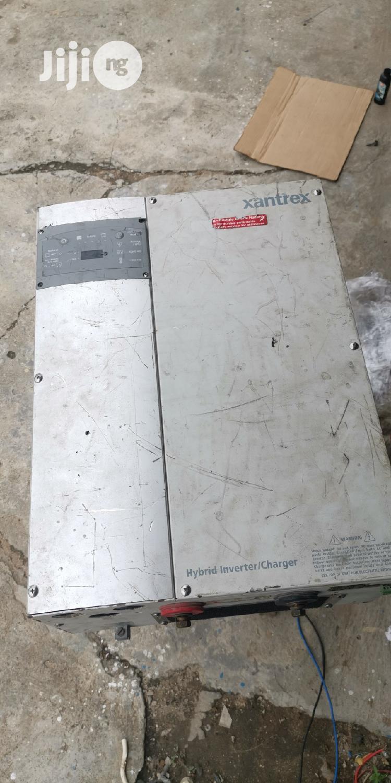 Xantrex 6KW/48V Inverter | Solar Energy for sale in Shomolu, Lagos State, Nigeria