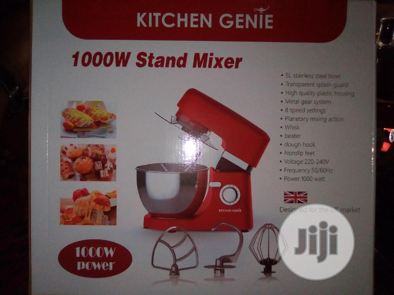 Kitchen Genie Classic Stand Mixer | Kitchen Appliances for sale in Ojo, Lagos State, Nigeria