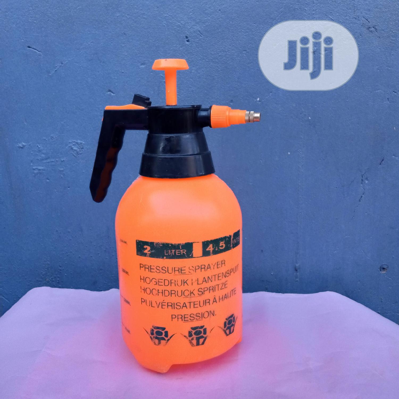 Fumigant Sprayer