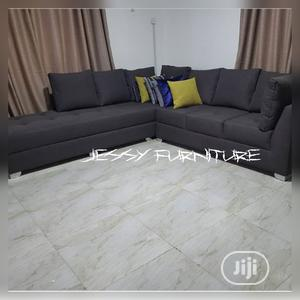 New Set of L-Shaped Fabric Sofa | Furniture for sale in Lagos State, Lekki