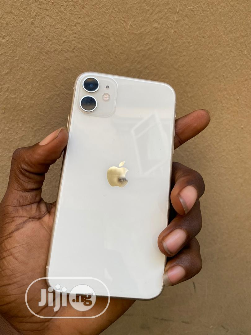 Apple iPhone 11 64 GB White | Mobile Phones for sale in Alimosho, Lagos State, Nigeria