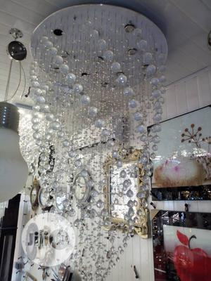 Led Crystal Chandelier   Home Accessories for sale in Lagos State, Ojo