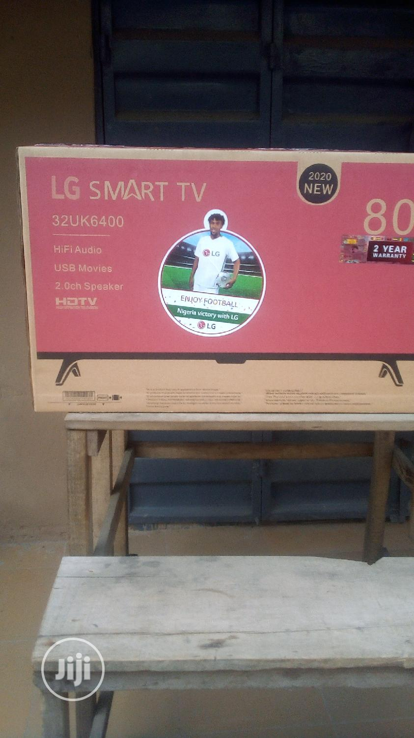 LG 32inches Smart Android Television