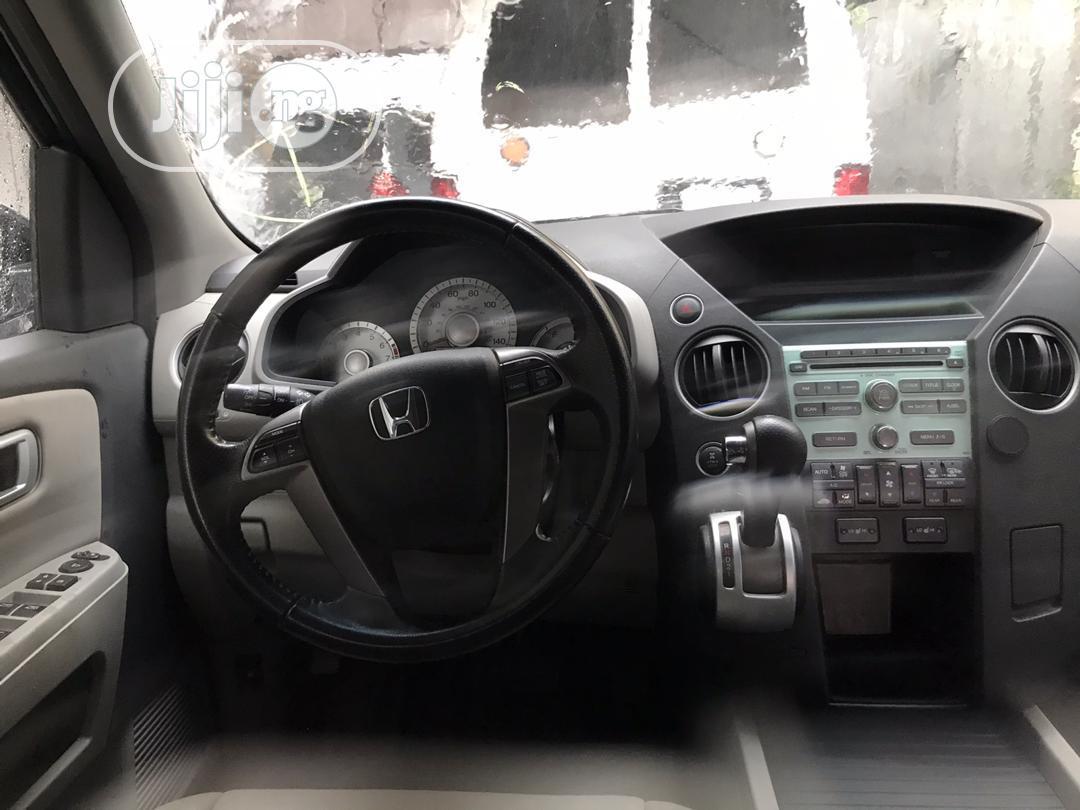 Honda Pilot 2011 Silver   Cars for sale in Ikeja, Lagos State, Nigeria