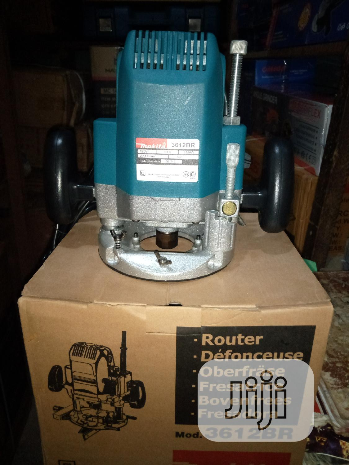 Quality Router Machine