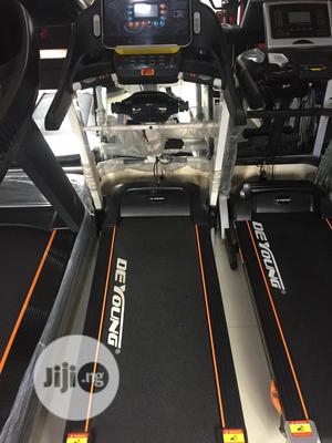 German Machine Treadmill 2hp | Sports Equipment for sale in Lagos State, Ikoyi