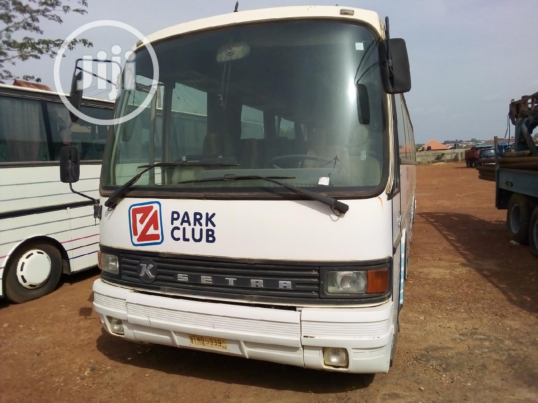 Nissan Sentra 1998 White | Buses & Microbuses for sale in Zaria, Kaduna State, Nigeria