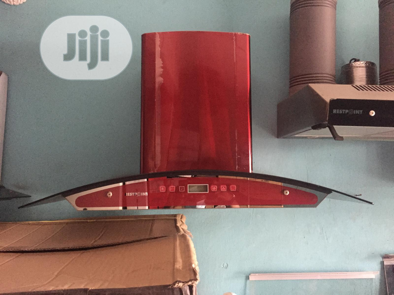 Archive: Restpoint 60 X 90 Automatic Range Hood (Smoke Expeller)