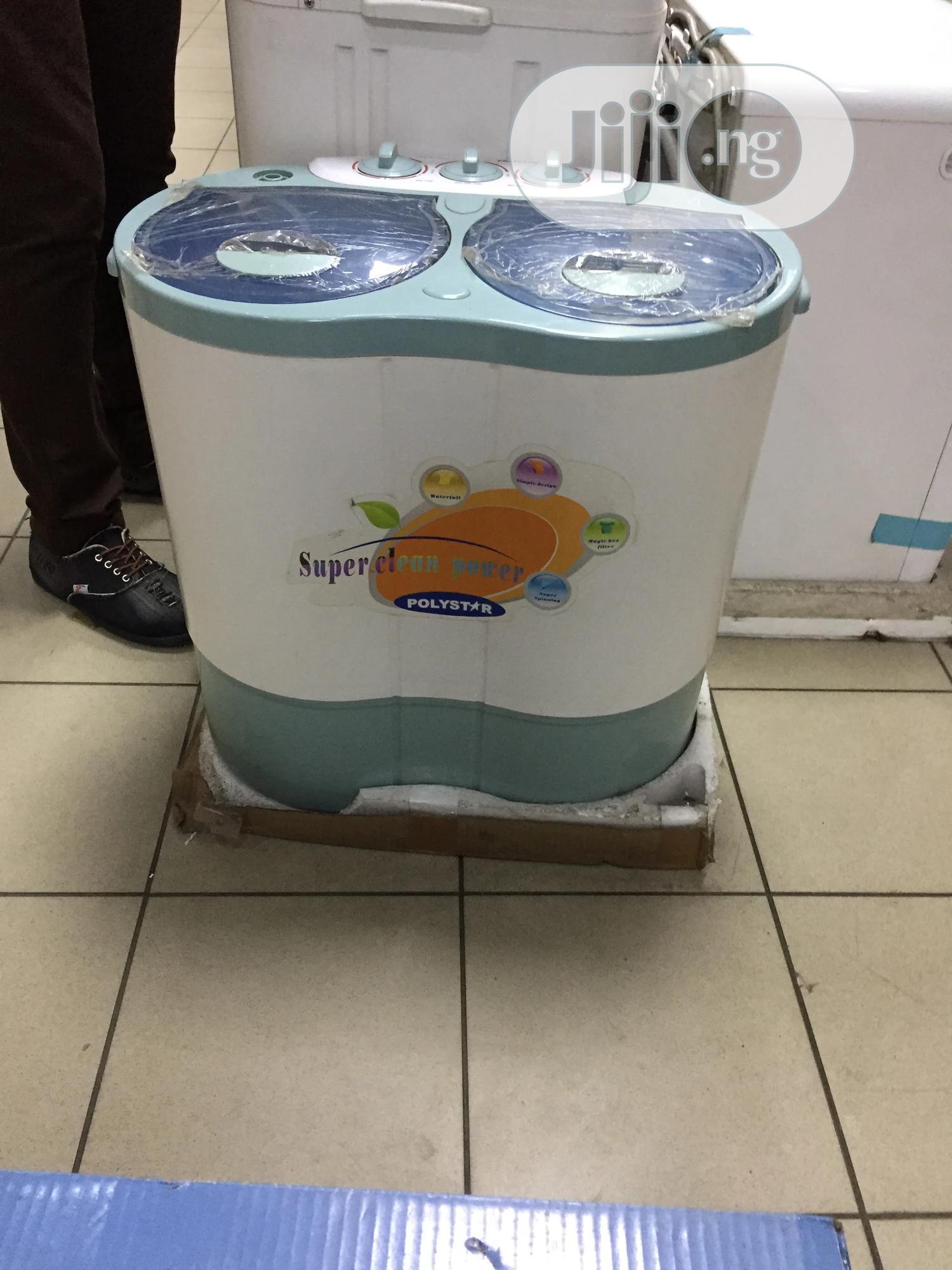 Polystar 5. 7kg Washing Machine