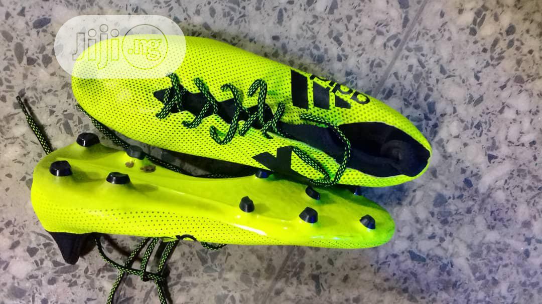 Fairly Used Soccer Boots in Garki 2