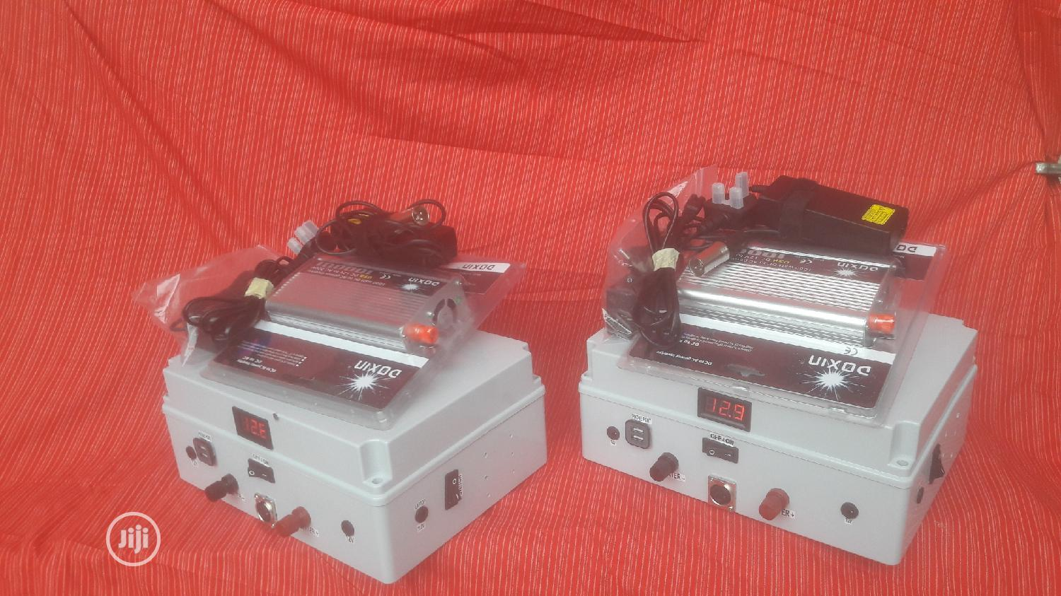 Superb Lithium Lifepo4 Battery With Solar And Inverter 400wh | Solar Energy for sale in Ojo, Lagos State, Nigeria