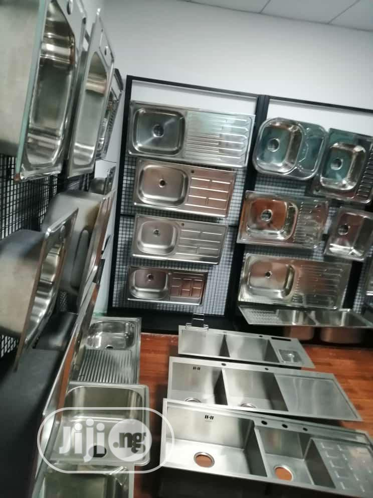 Hand Made Kitchen Sink (England) | Restaurant & Catering Equipment for sale in Orile, Lagos State, Nigeria