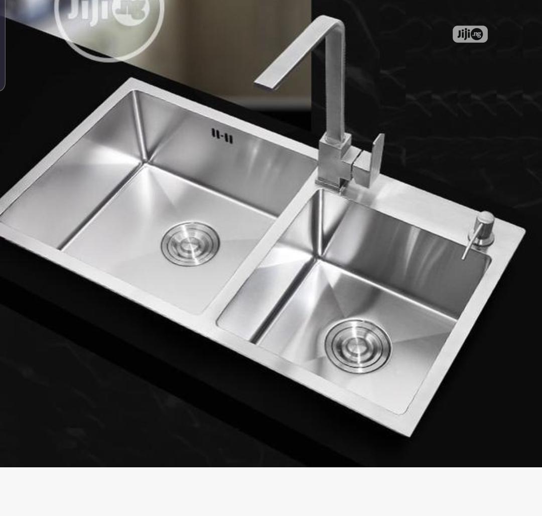 Hand Made Kitchen Sink (England)