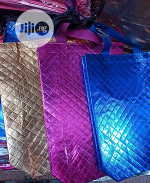 Affordable Medium Size Souvenir Bag Gift Bag Shiny Party Souvenir Bag | Bags for sale in Lagos State, Ikeja