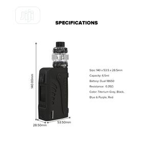 Wismec Electronic Cigarettes, 200W   Tobacco Accessories for sale in Lagos State, Ikoyi