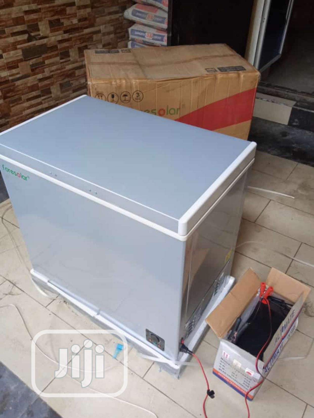 200liters Solar Freezer