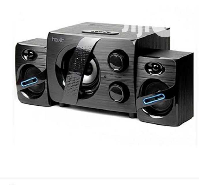 Havit Powerful V2.1 Bluetooth Multimedia Subwoofer Speaker