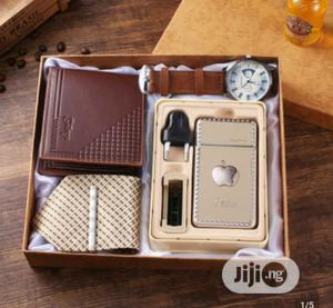 Series Wrist Watch, Wallet, Neck Tile And Chargeable Shaving Clips   Watches for sale in Lagos State, Ipaja