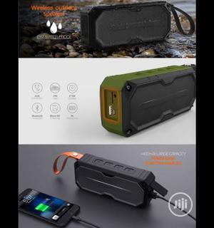 Havit Wireless Outdoor Bluetooth Speaker Lpx7 Waterproof   Audio & Music Equipment for sale in Lagos State, Ikeja