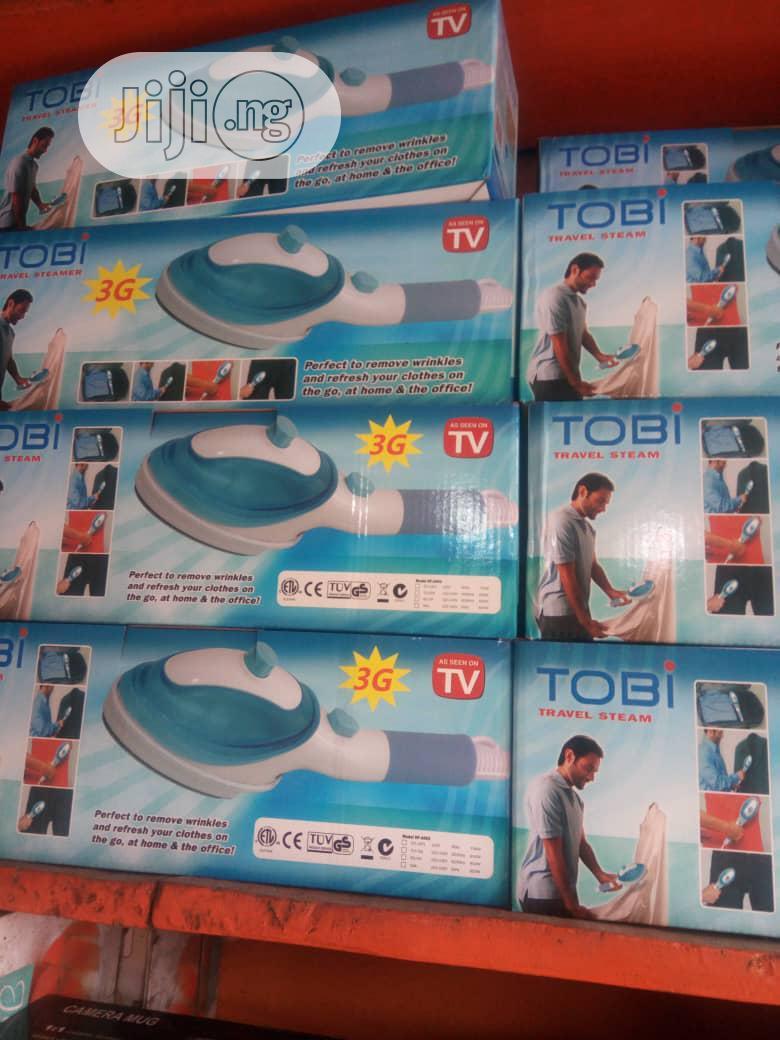 Handheld Tobi Steamer Iron- BIG SIZE | Home Appliances for sale in Surulere, Lagos State, Nigeria