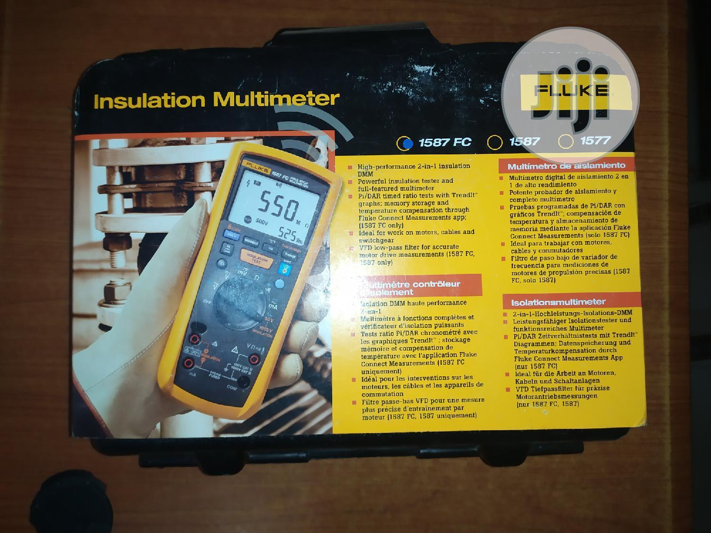 Archive: Insulation Resistance Multimeter