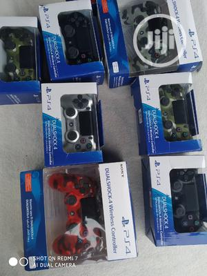 New Ps4 Pads+Charger | Accessories & Supplies for Electronics for sale in Delta State, Sapele