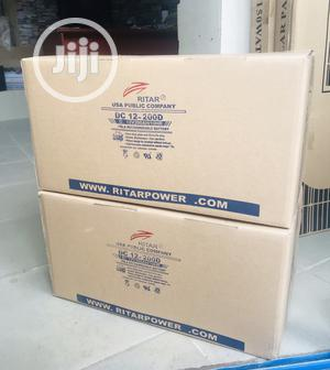 200AH 12volts RITAR Solar Battery | Solar Energy for sale in Lagos State, Maryland