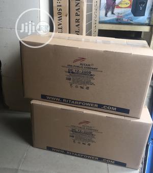 200ah 12v Ritar Solar Battery | Solar Energy for sale in Lagos State, Lekki