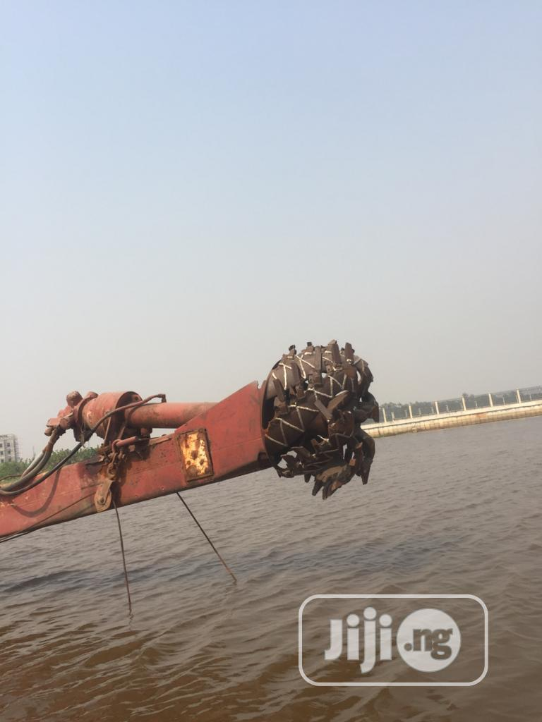 "14/14"" Helicot Dredger 