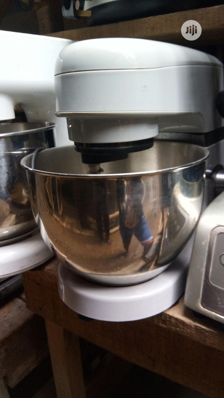 Electric Flour Mixer