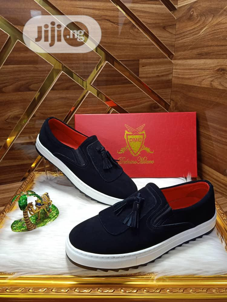 DMD Laceless Sneakers