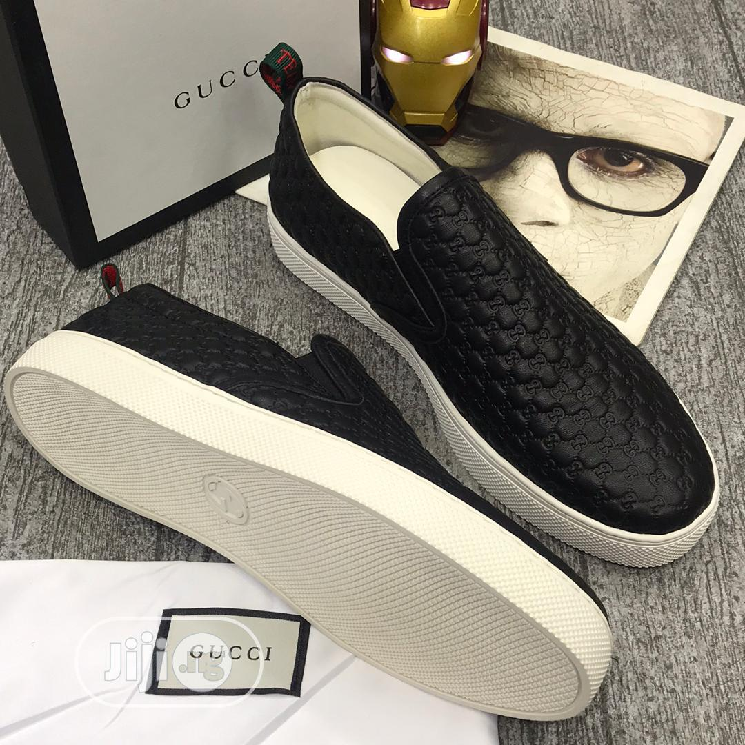 Gucci Laceless Sneakers   Shoes for sale in Lagos Island (Eko), Lagos State, Nigeria