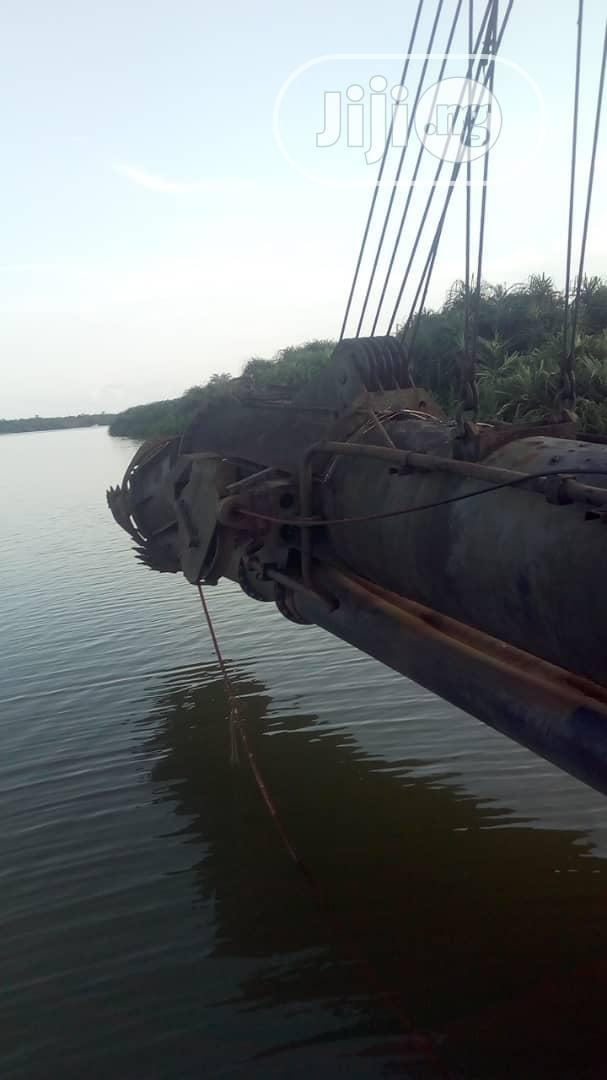 Helicot Dredger 14/14"