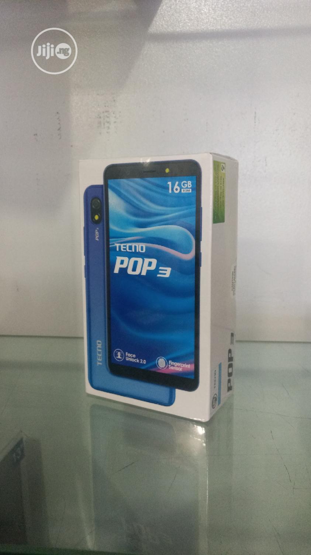 New Tecno Pop 3 16 GB Black