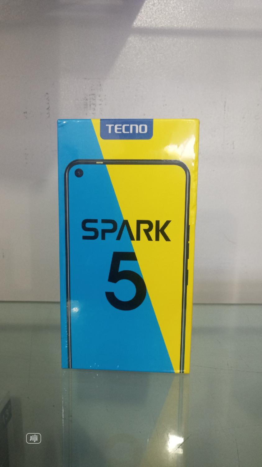 New Tecno Spark 5 32 GB Blue | Mobile Phones for sale in Ajah, Lagos State, Nigeria