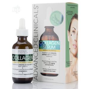 Advanced Clinicals Collagen Face Serum | Skin Care for sale in Lagos State, Amuwo-Odofin