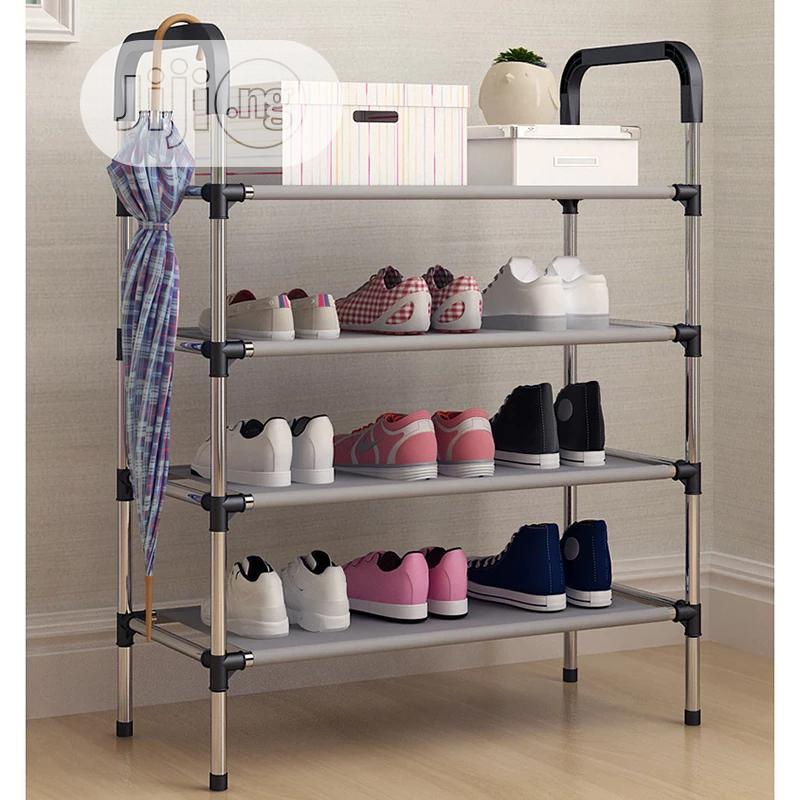 4 Layer Shoe Rack | Furniture for sale in Gbagada, Lagos State, Nigeria