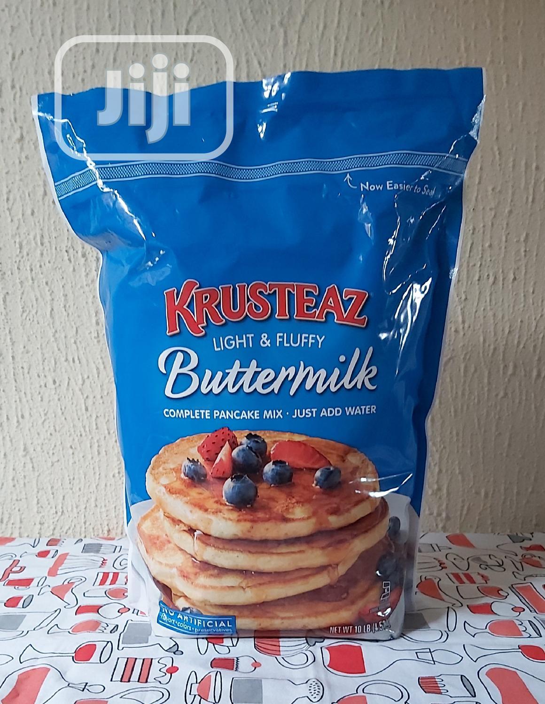 Archive: Krusteaz Complete Pancake Mix 4.53kg