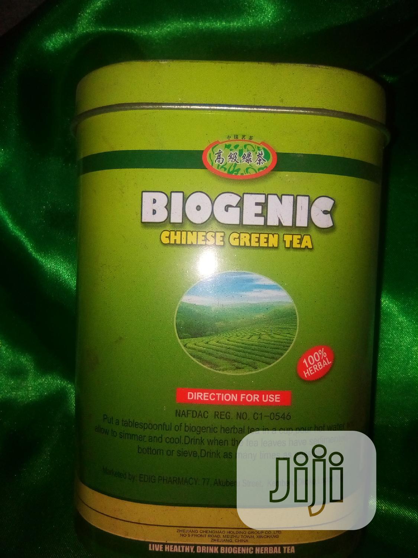 Biogenic Green Tea