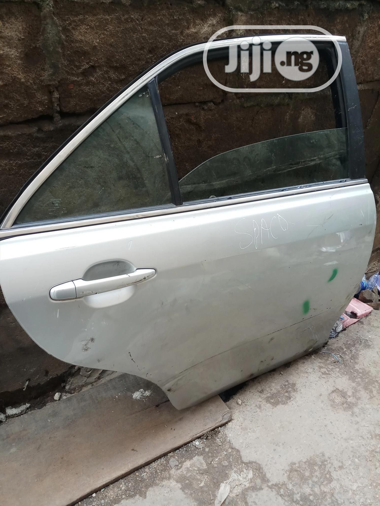 Rear Door for Toyota Camry 2010 Model
