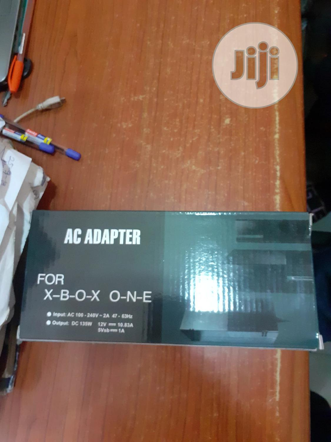Xbox One Ac Adapter | Accessories & Supplies for Electronics for sale in Ikeja, Lagos State, Nigeria