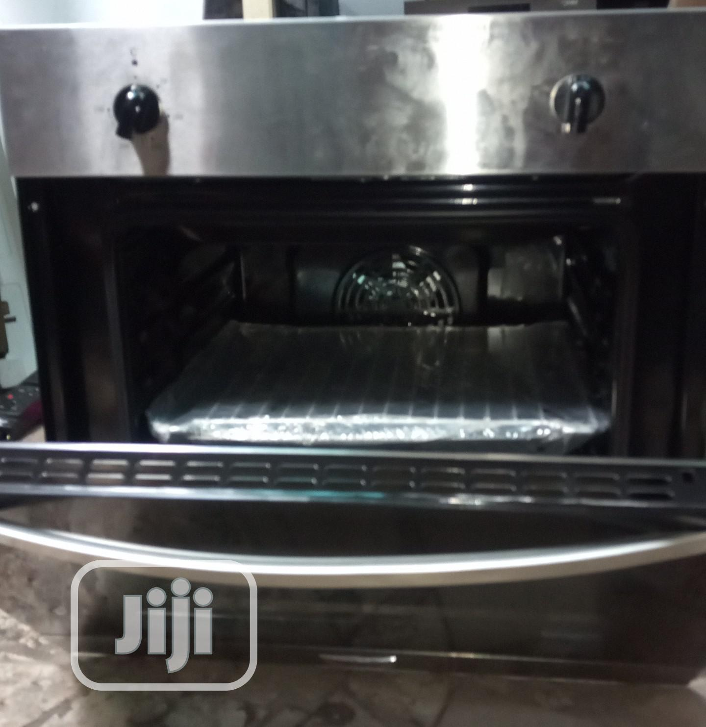Bosch Built in Oven With Convention and Warranty | Kitchen Appliances for sale in Lagos Island, Lagos State, Nigeria