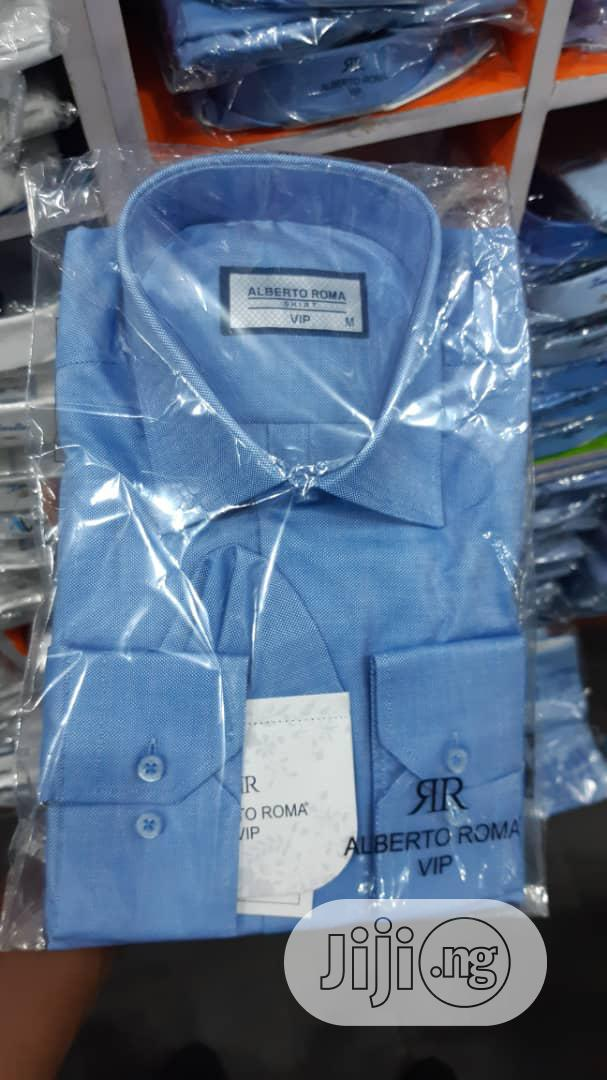 Archive: Quality Long Sleeve Slim Fit Shirt