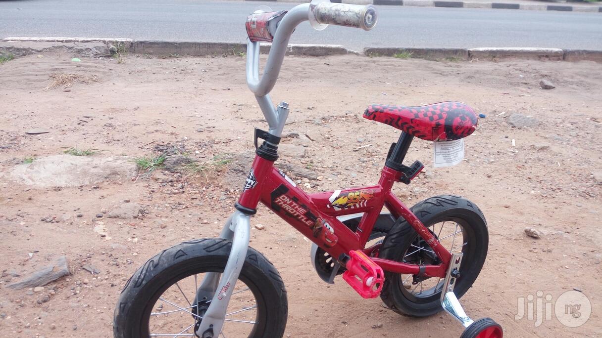 Tokunbo Size 12 Children Bike