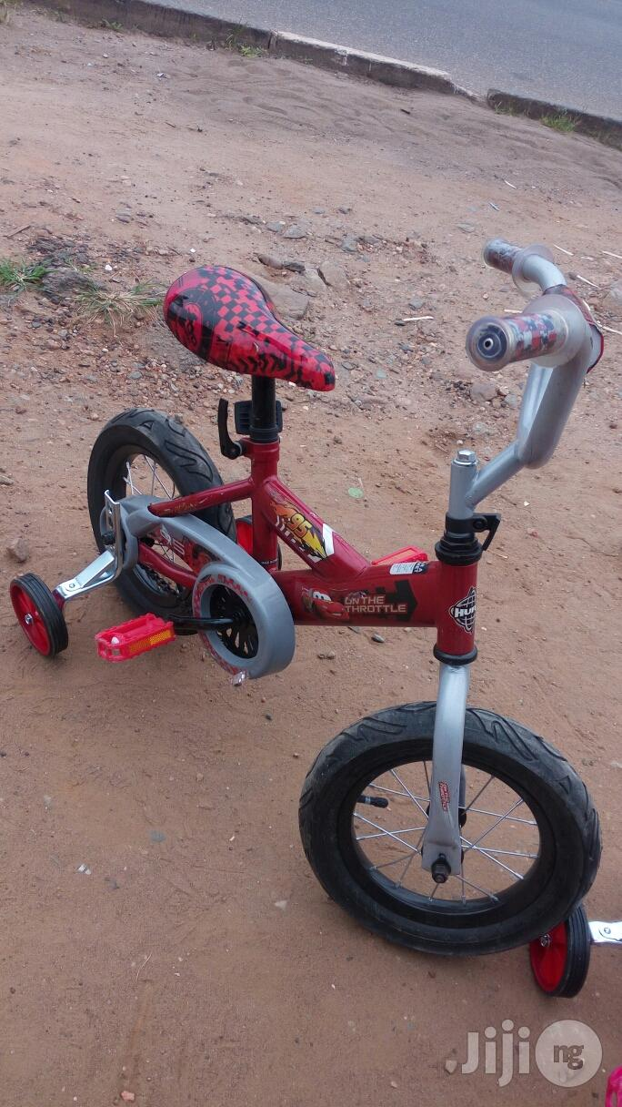 Tokunbo Size 12 Children Bike | Toys for sale in Ikeja, Lagos State, Nigeria