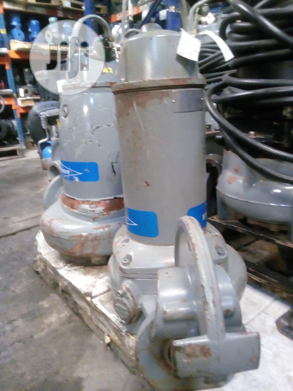 FLYT Seawage Pump