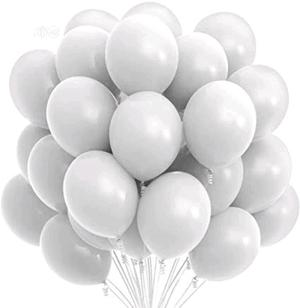 100pcs White Party Balloons 12 Inch White Balloons | Party, Catering & Event Services for sale in Lagos State, Lagos Island (Eko)